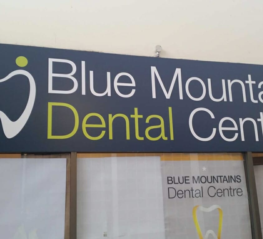 Blue Mountains Dental Center Fitout