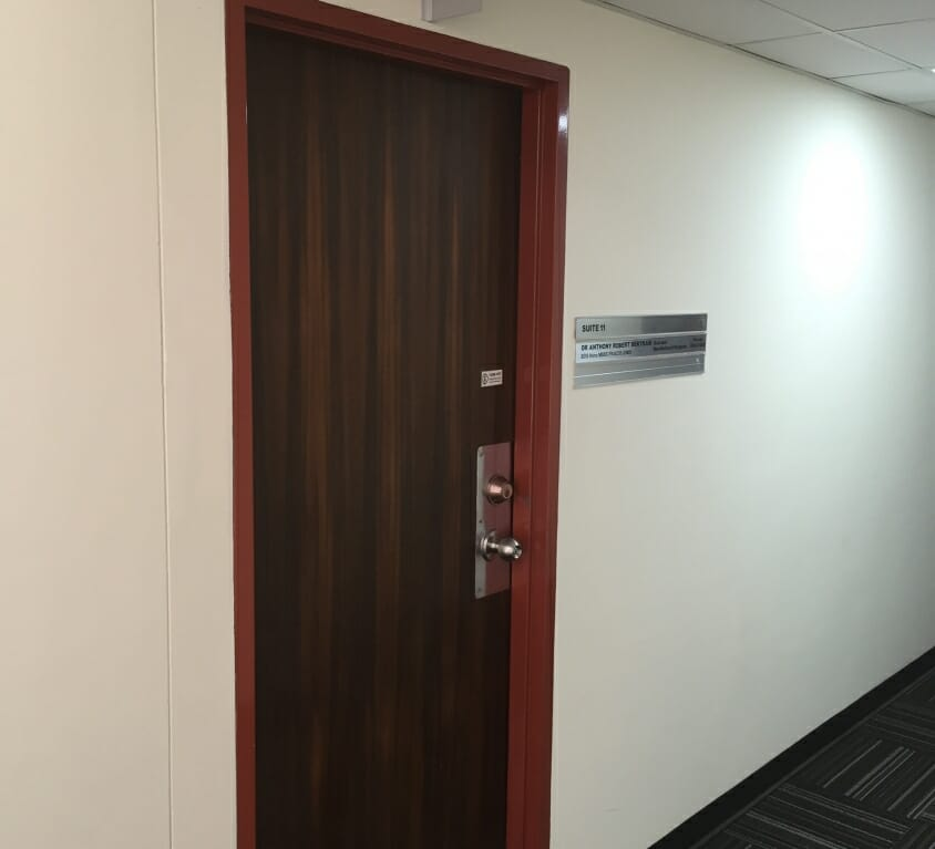 Westmead Specialist Surgery Fitout
