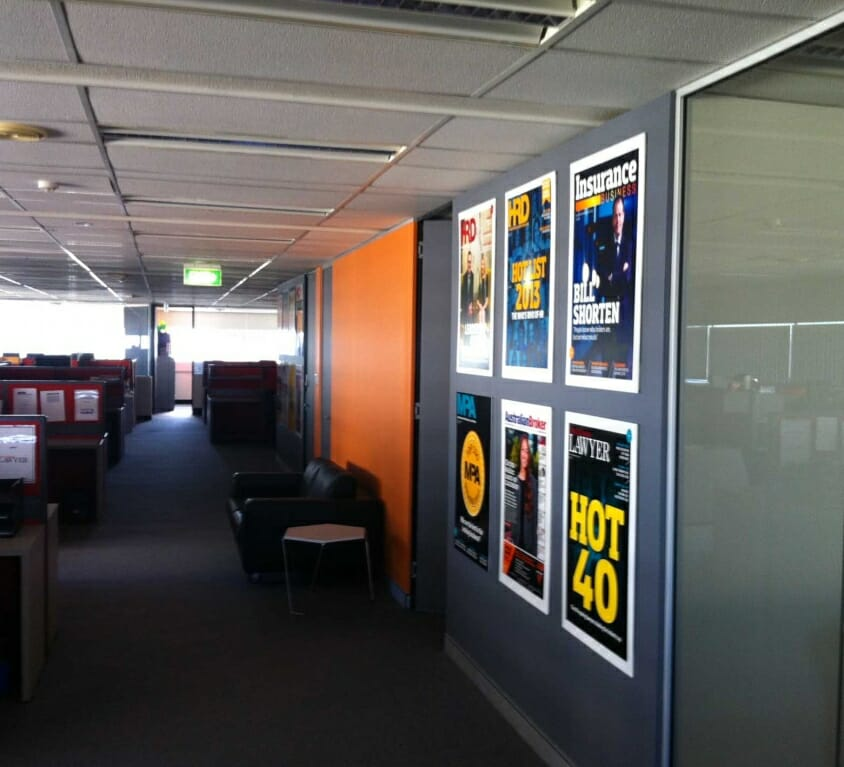 Key Media Office Fitout (Stage 1 & 2)