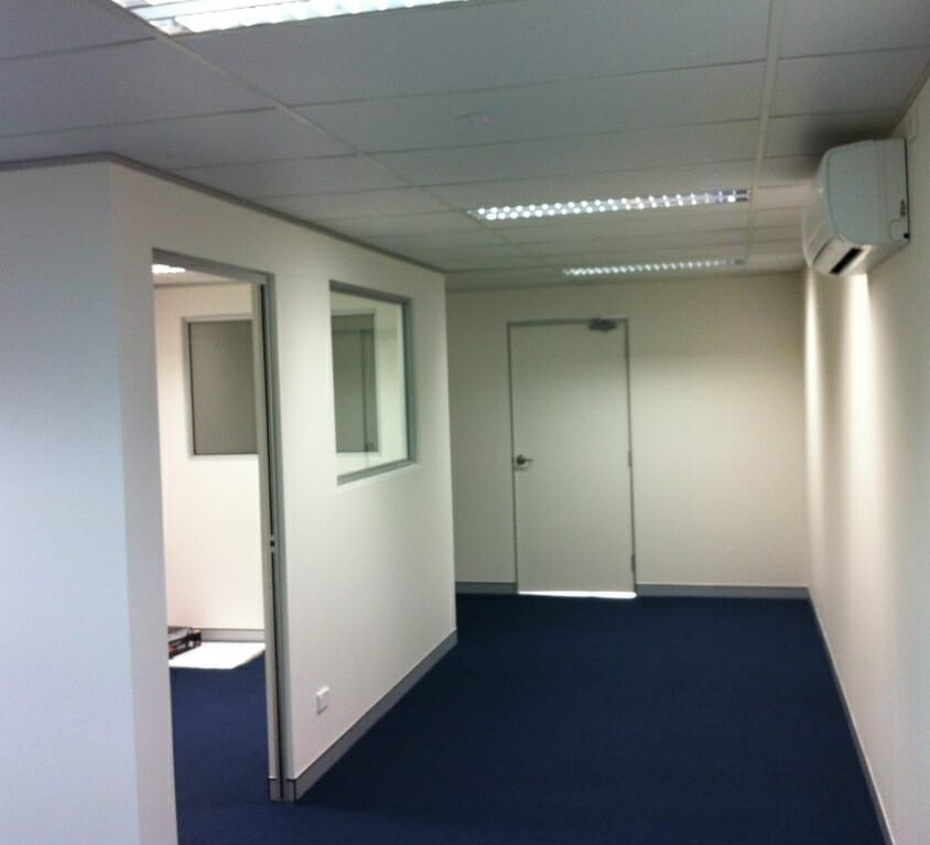 South East Financial Bank Fitout